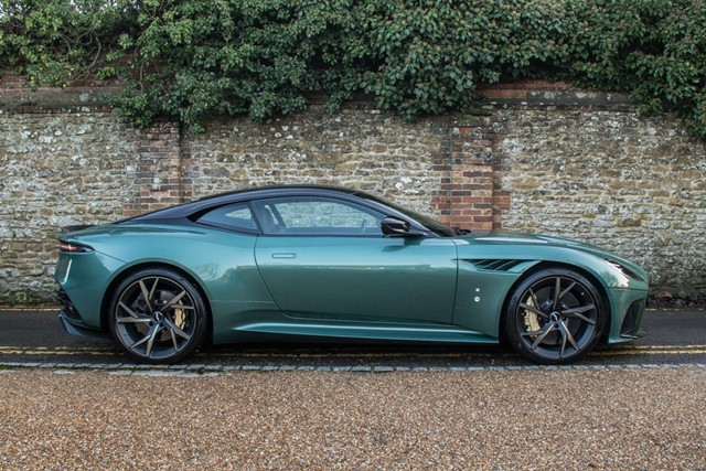 2019 Aston Martin DBS Superleggera 59 Edition