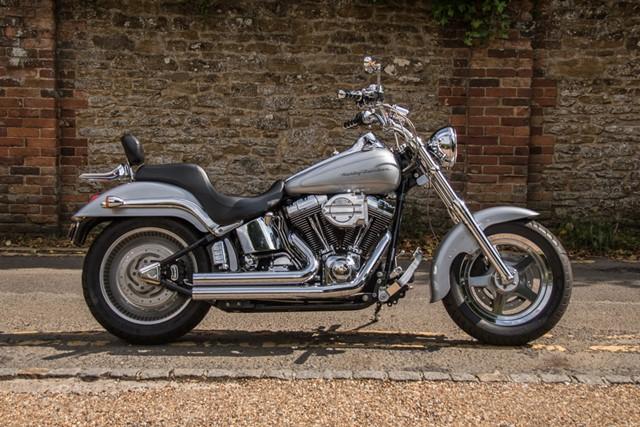 2000 Harley Davidson Softail Deuce