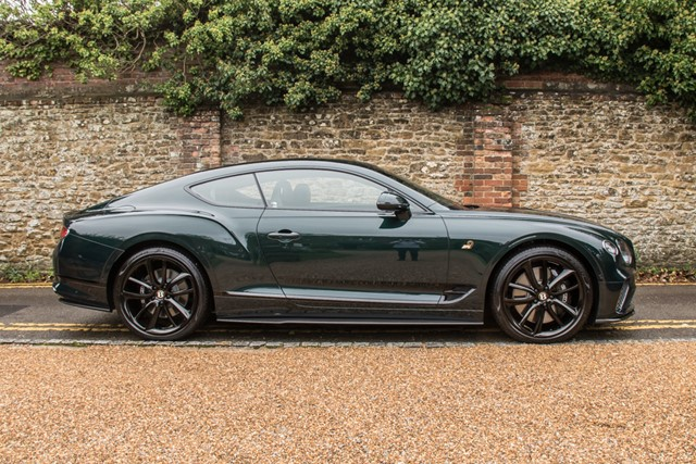 2019 Bentley Continental GT Number 9 Edition (1 of 100)