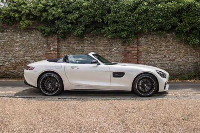 2020 Mercedes-Benz AMG GT Premium